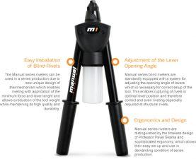 מכשיר סמרור ידני - M1