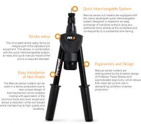 מכשיר סמרור ידני - M3