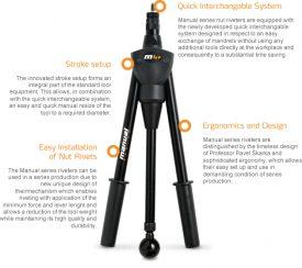 מכשיר סמרור ידני - +M4